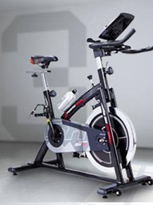 Sportstech Bicicleta estática Profesional SX200 -Marca de Calidad Alemana - Eventos en Video & App Multijugador, Volante de Inercia de 22Kg -Bicicleta con Correa de transmisión -hasta 125Kg con eBook: Amazon.es: Deportes