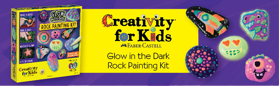 Painting Rocks, Arts and Crafts, Rock painting, Glow and the Dark, Arts and Crafts for boys
