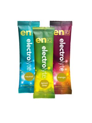 electrolyte sachets lemon lime lemon/lime lemonlime mango neutral 20g