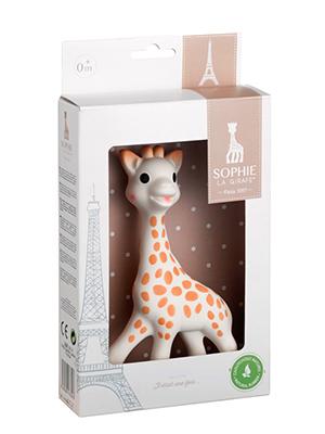 Sophie la girafe (Geschenkkarton weiß)