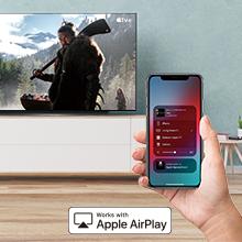 B9P 2019年モデル apple airplay ミラーキャスト 対応
