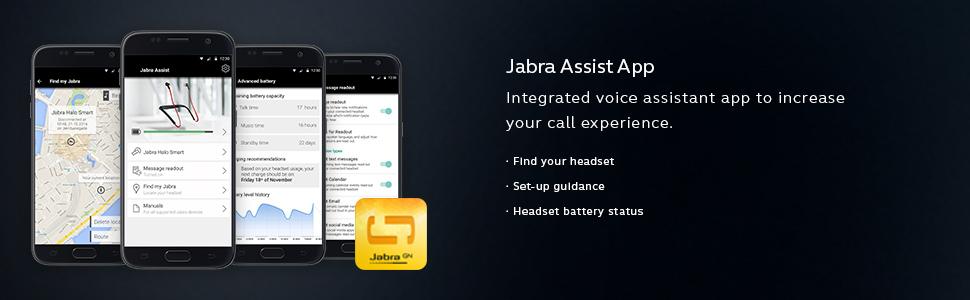 Jabra Assist App