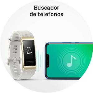smart watch buscador de telefonos