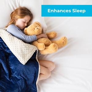 Enhances Sleep