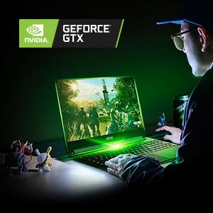 NVIDIA GeForce; GTX 1660Ti; GTX laptop