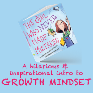 A hilarious & inspirational intro to growth mindset
