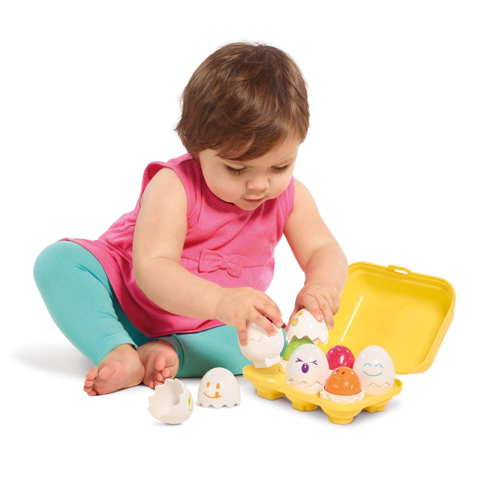 Toomies Hide & Squeak Eggs Preschool Toy Toomies Amazon