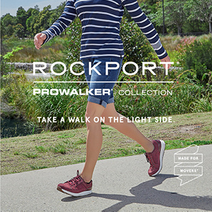 Prowalker, Trustride, Walking, Rockport, Made for Movers