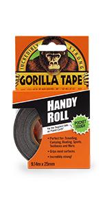 Gorilla Handig Roll Tape