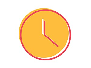 Illustration of clock to represent 7 day cleanse