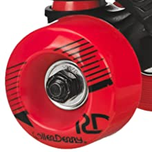 Trac Star urethane indoor outdoor wheels