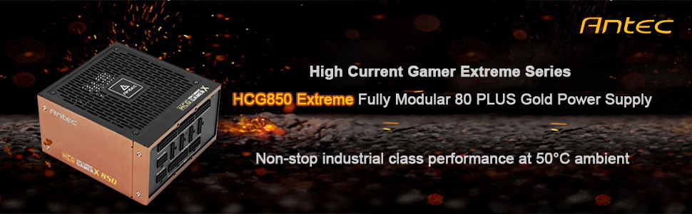 Antec HCG850 Extreme Power Supply