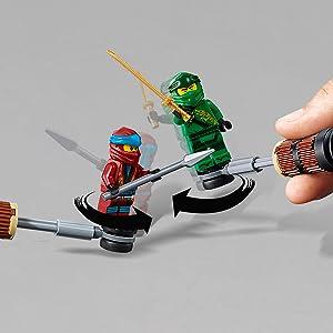 Lego Ninjago Klasik Spinjitzu Manastırı 70670 Amazoncomtr