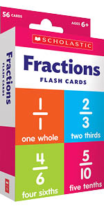 Flash Cards: Fractions