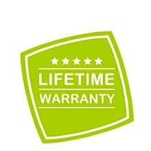 way basics, lifetime warranty