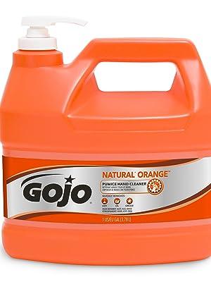 1 Gallong GOJO Orange Pumice