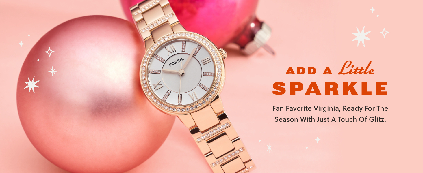 Fossil Watch Holiday 2020