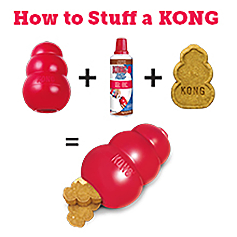 Amazon.com : KONG Ziggies Puppy 7 oz Pkg Small : Pet Snack