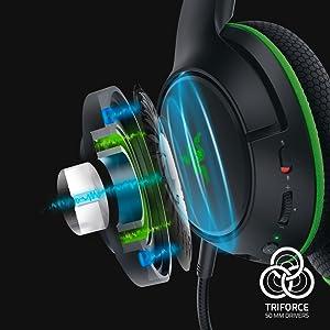 Razer Kaira Pro für Xbox Gaming Console Wireless Kabellos Kopfhörer Headset