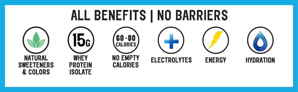 All Benefits. No Barriers.
