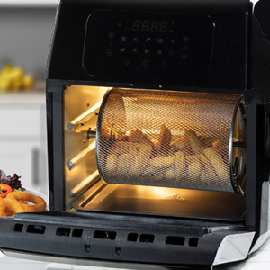 Large capacity air fryer