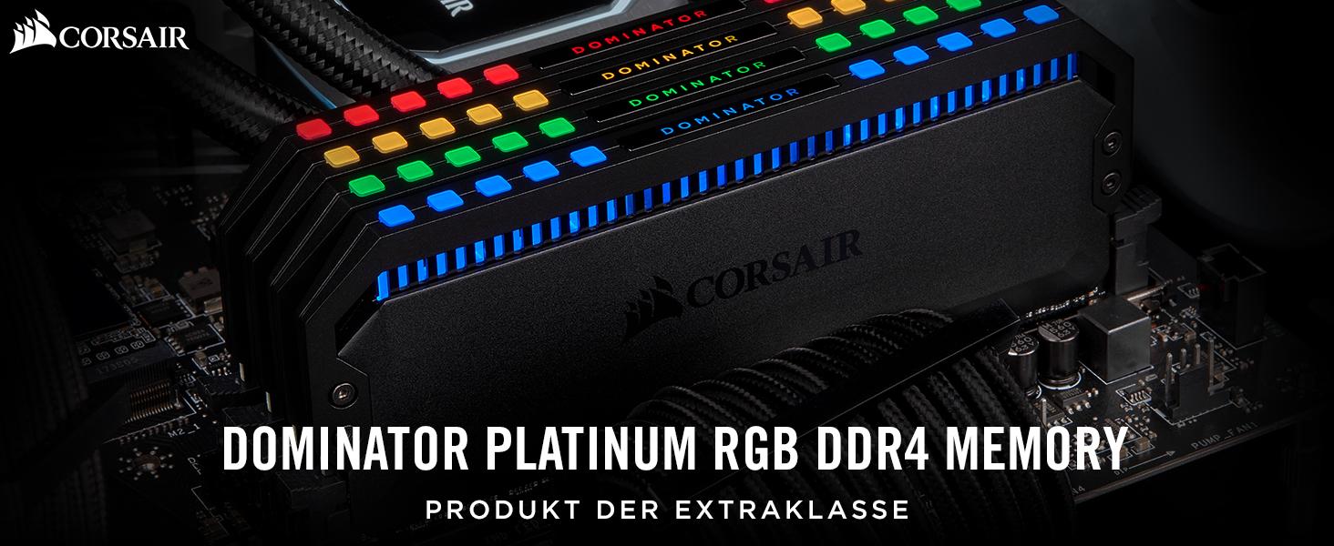 Corsair Dominator Platinum Rgb 32gb Ddr4 4000mhz C19 Computer Zubehör