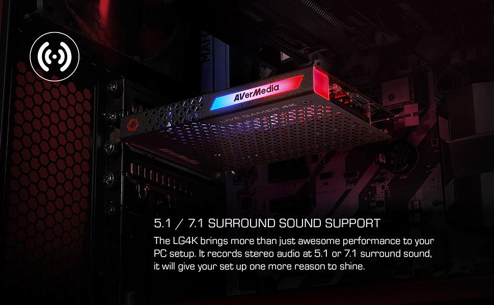 GC573-Surround sound