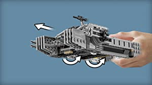 """Hover look"" transparent wheels"