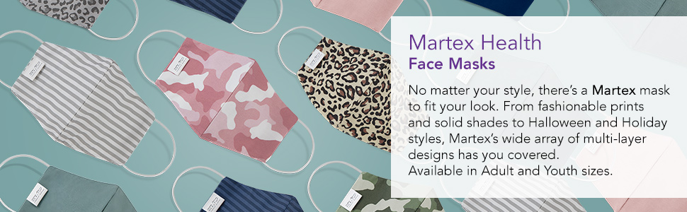 Martex Health Face Masks