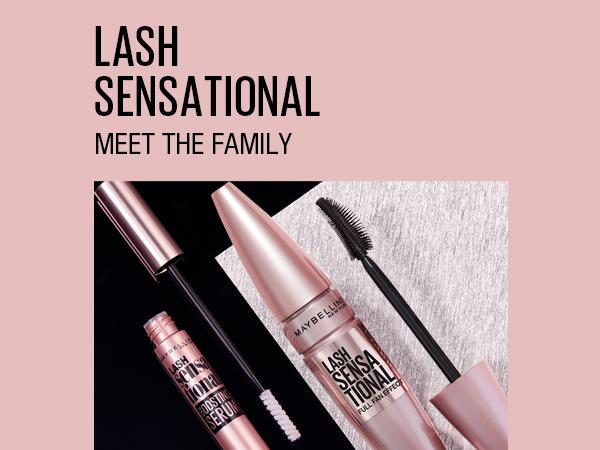 Lash sensational meet the family