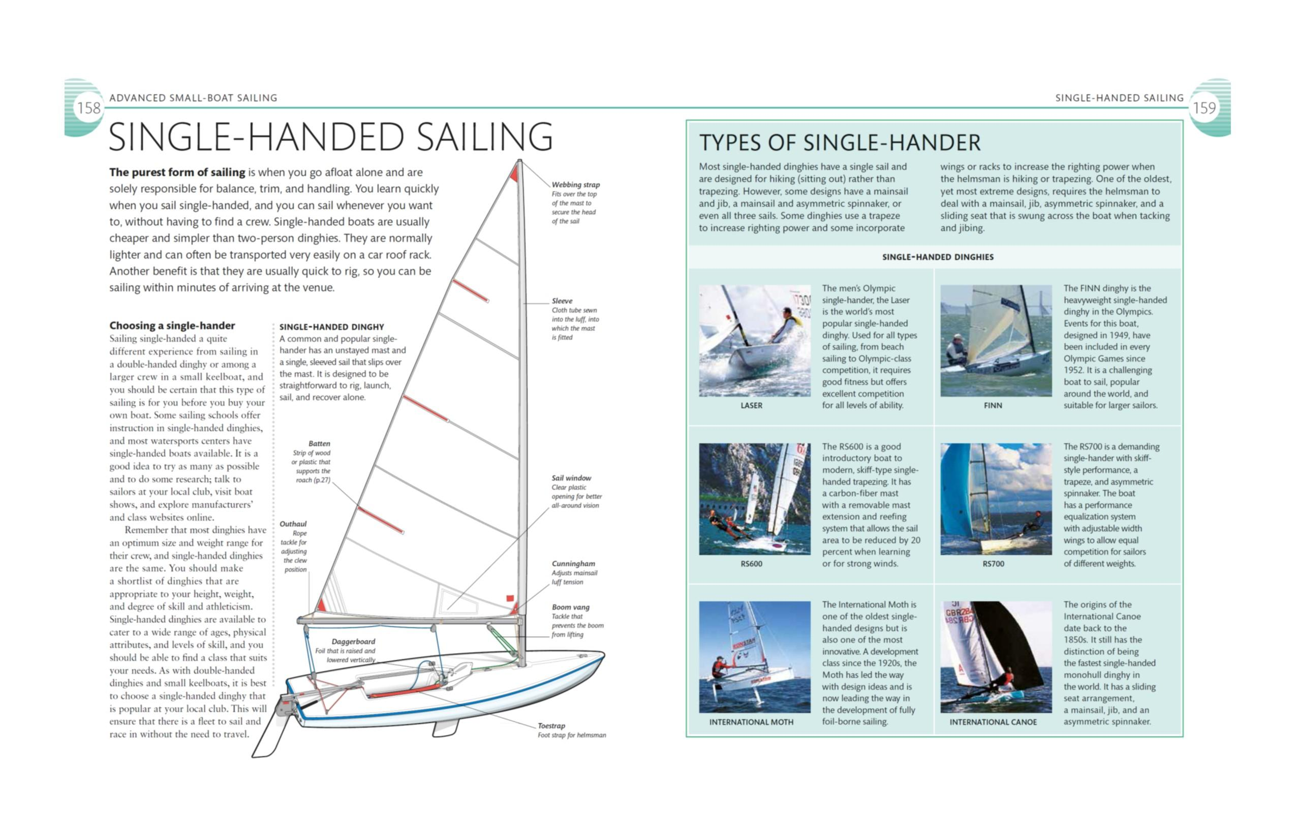 The Complete Sailing Manual 4th Edition Steve Sleight border=