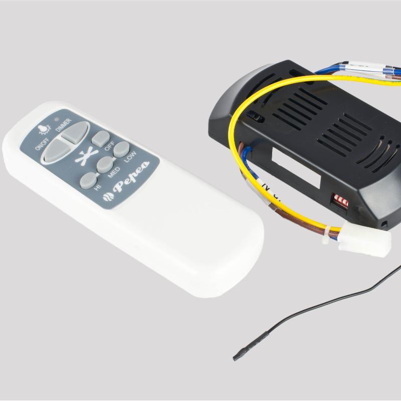Pepeo t l commande sans fils universalle pour ventilateur - Telecommande pour ventilateur de plafond ...