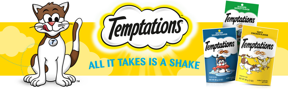 Temptations All it Takes is a Shake
