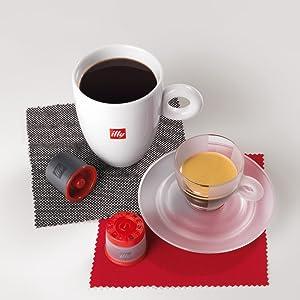 illy iperespresso capsules coffee