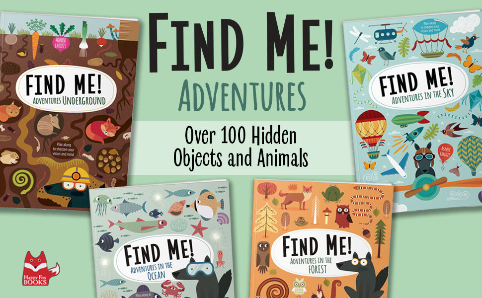 critical thinking skills, dungeon, find hidden objects books for kids