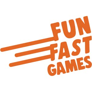 Fun Fast Games logo