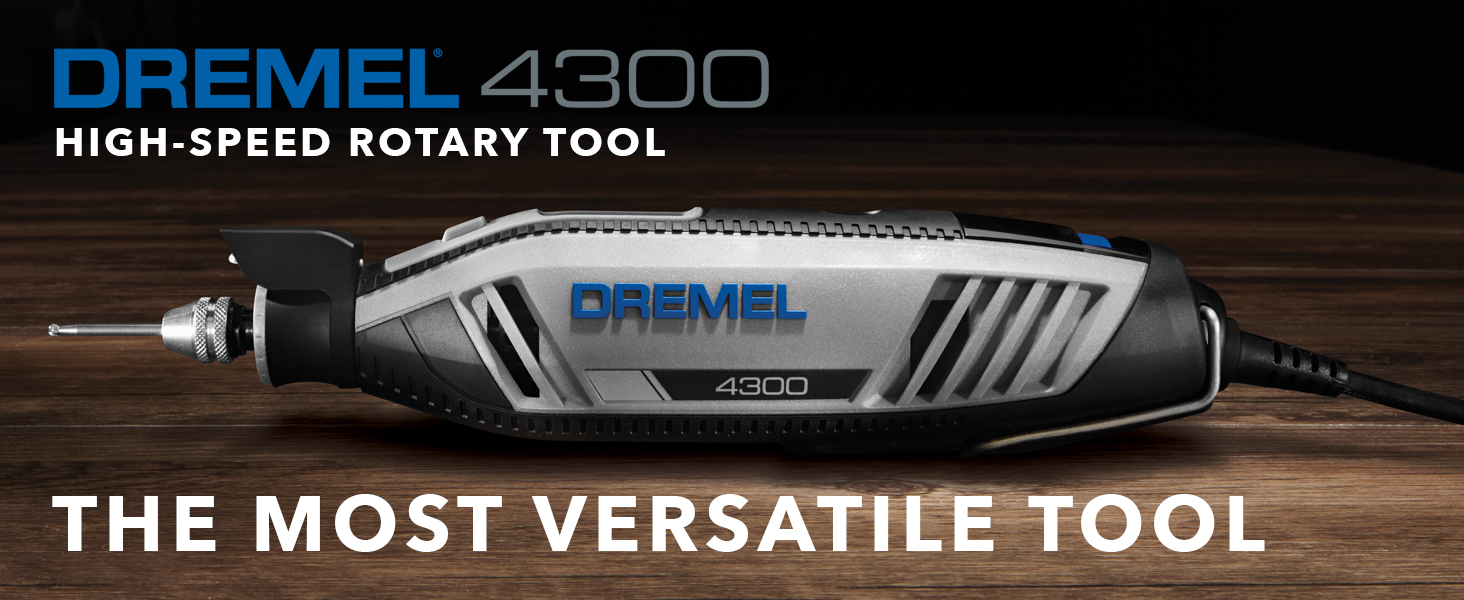 Dremel, Rotary Tool, 4300-5/40, corded tool