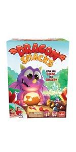 Dragon Snacks Game