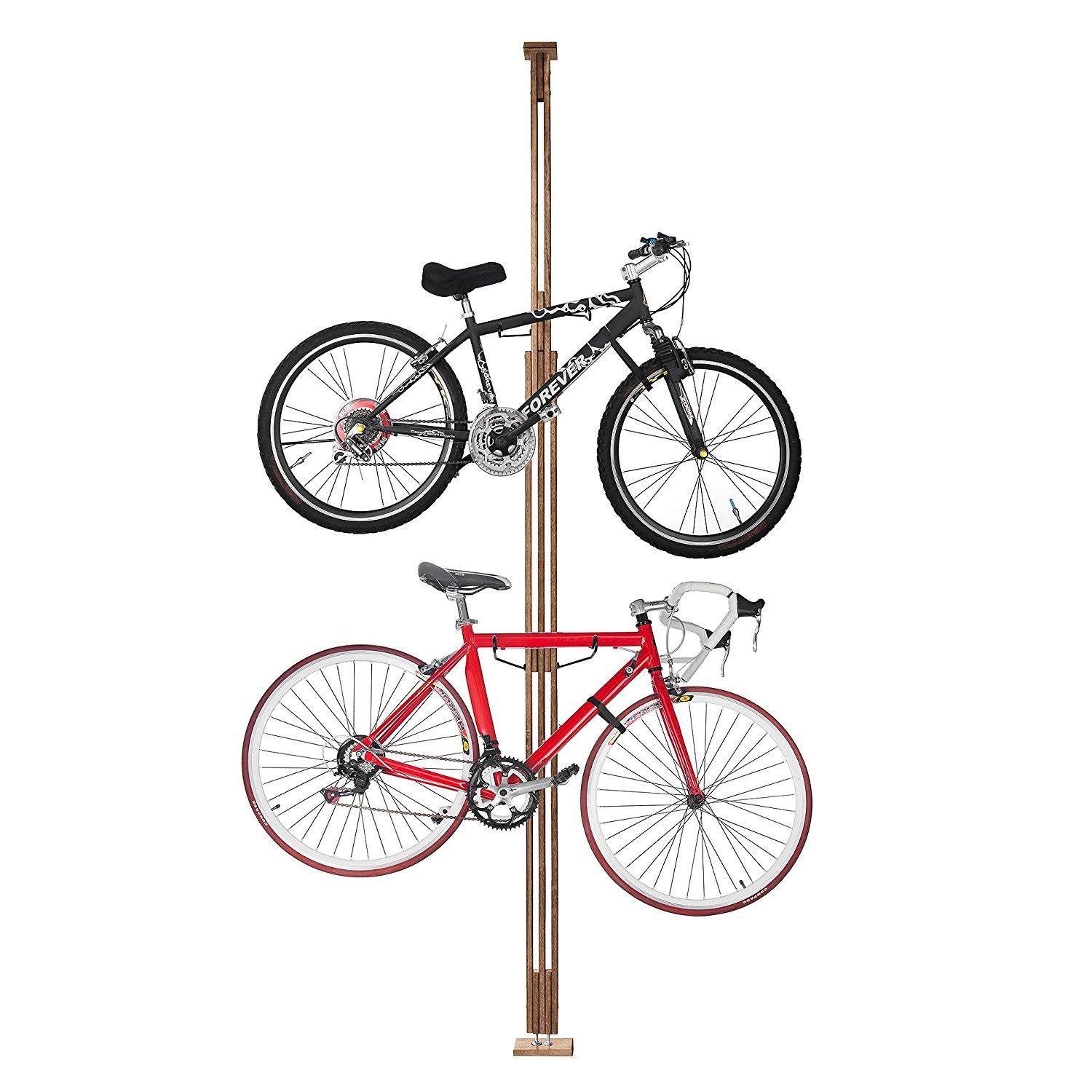 Amazon Com Rad Cycle Woody Bike Stand Bicycle Rack