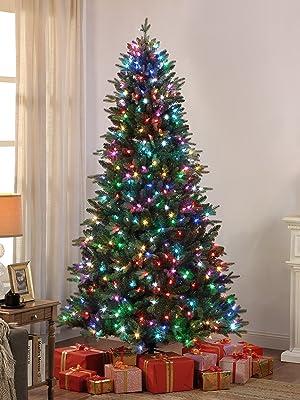 Tree Multi Colored Lights