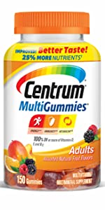 Centrum MultiGummies Adults