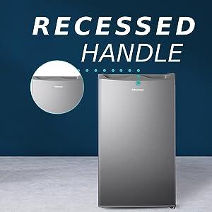 Recessed Handle