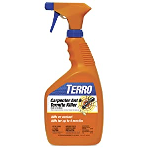 terro, insect control, ant killer, termite spray, carpenter ant killer