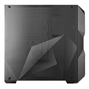 Edge to Edge Acrylic Side Panel