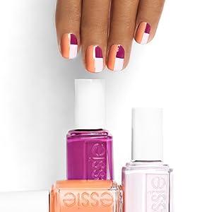 nail art, nail trends, orange nail polish, orange nail varnish,
