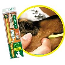 ペット犬猫歯みがきシート歯垢口臭キレイに拭きとる