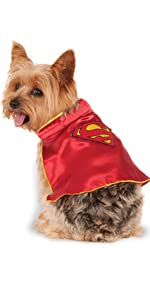 pet superman cape