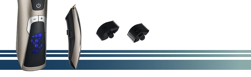 Orbegozo CTP 3500 - Cortapelos profesional, resistente al agua ...