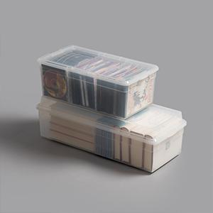 Box Organizer Storage Container, Storage Bin On Wheels, Large Plastic Storage  Box