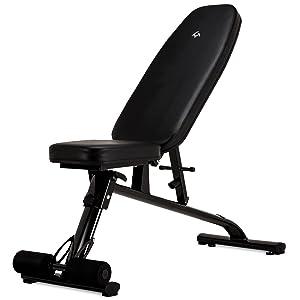 マッスルジーニアス(Muscle Genius) デクライン~70度まで 21段階角度調整 折りたたみトレーニングベンチ 俺のトレーニングベンチⅠ MG-TB01 45882